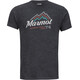 Marmot Beams t-shirt Heren zwart